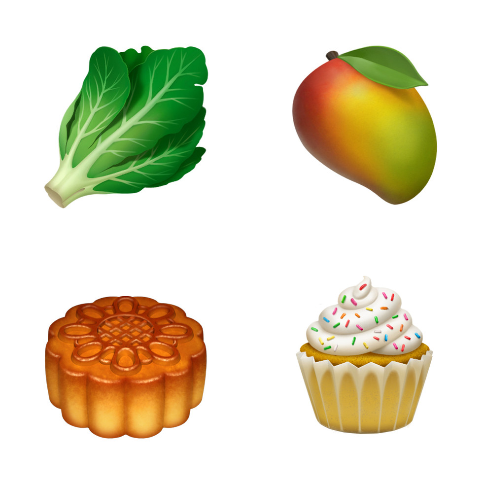 Apple 2018 emoji
