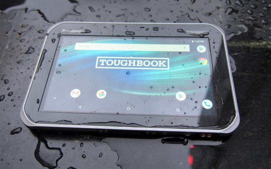Panasonic Toughbook L1 tablet