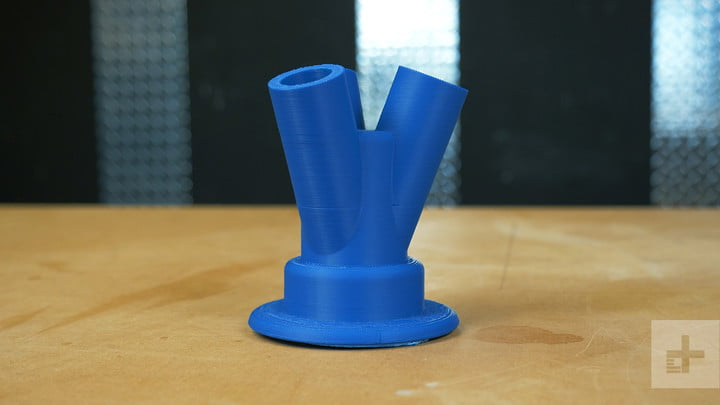 make the 3d printed part