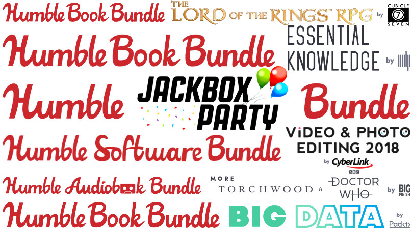 This Week's Top Humble Bundle Deals: LOTR Ebooks, Cyberlink