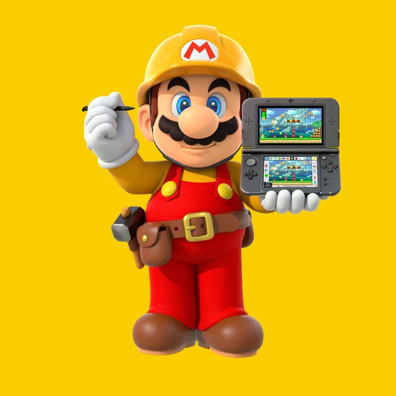 Can't afford a Switch? Mario has a suggestion for you...