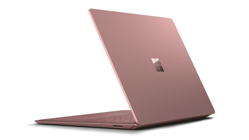 Microsoft Surface Laptop 2 Blush Pink China