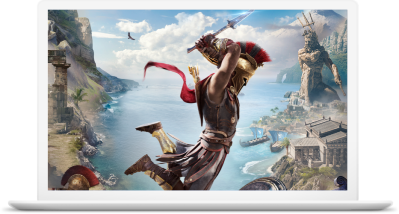Exciting screengrab from Assassin's Creed Odyssey