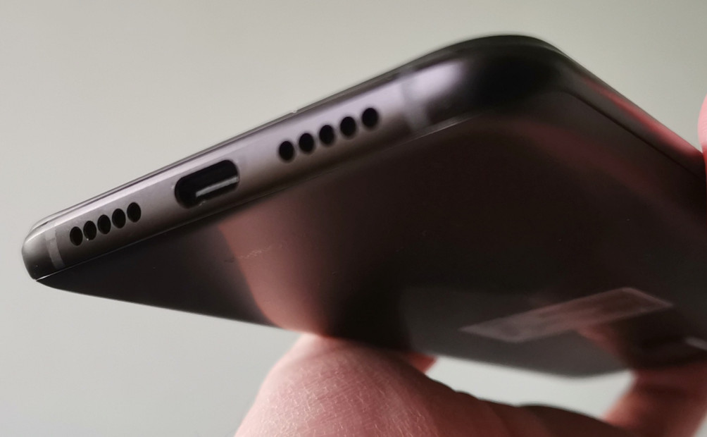 Where's the headphone jack? Oh... it's gone.