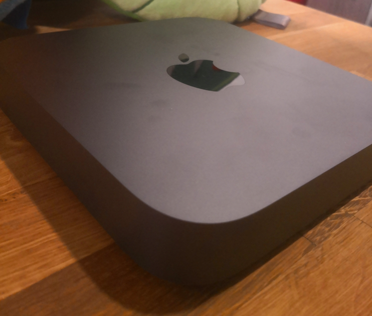 The 2018 Mac mini.