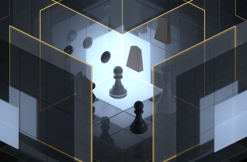 Starting from random play and knowing just the game rules, AlphaZero defeated a world champion program in the games of Go, chess, and shogi (Japanese chess).