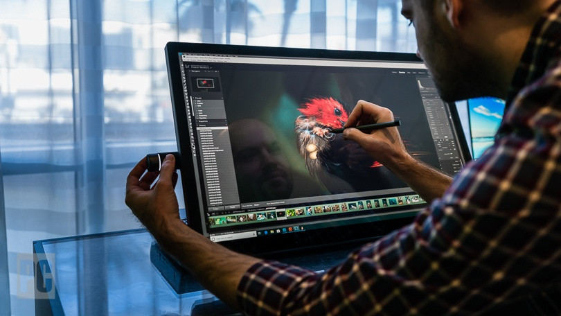 Look Out, Surface Studio: Hands On With Lenovo's Yoga A940 AIO