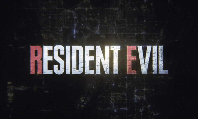 This logo is from one of the series' video games; there's no telling what logo may come from an eventual Netflix take on the series.