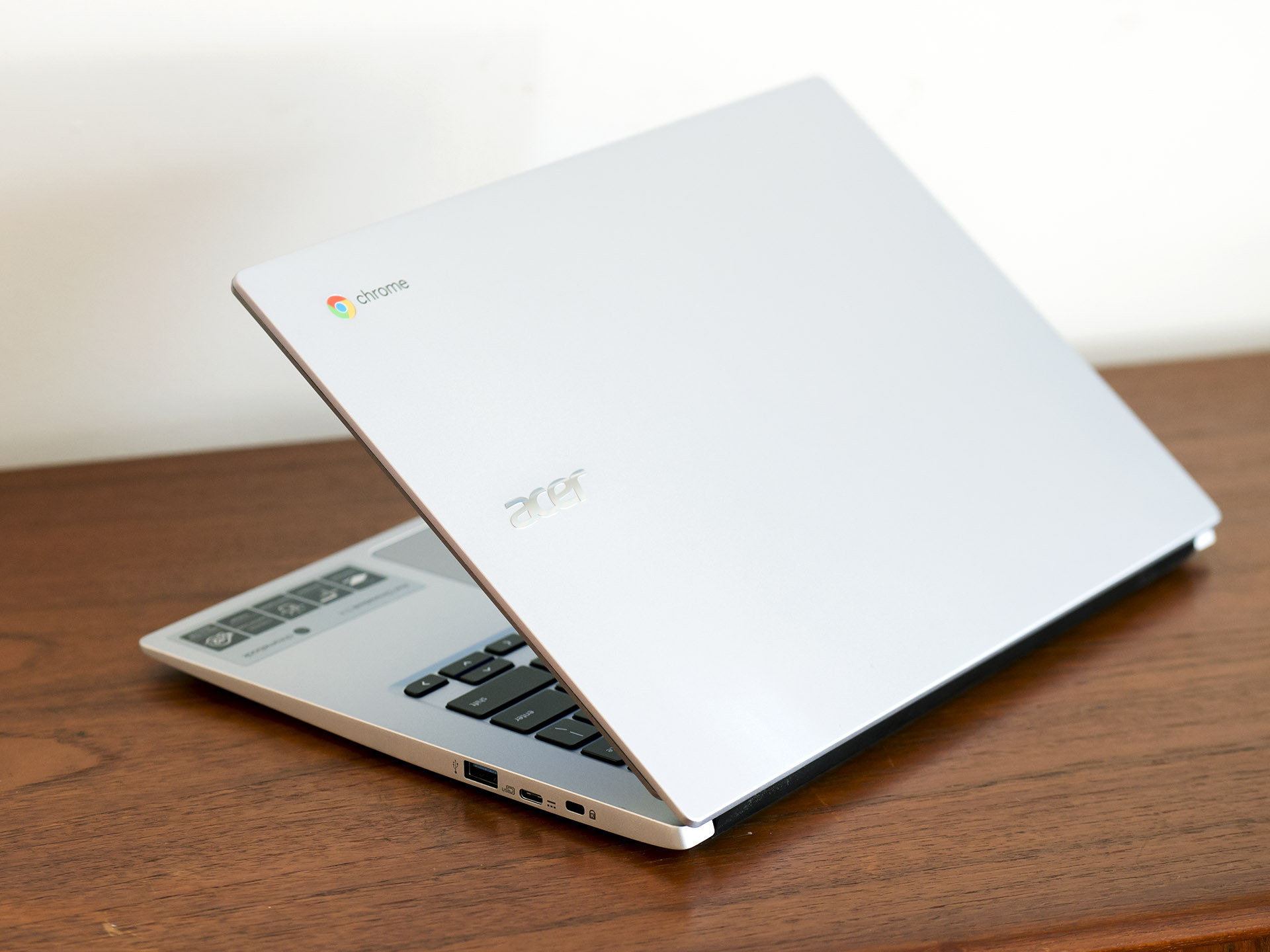 Acer Chromebook 514 - Rear Lid Closed