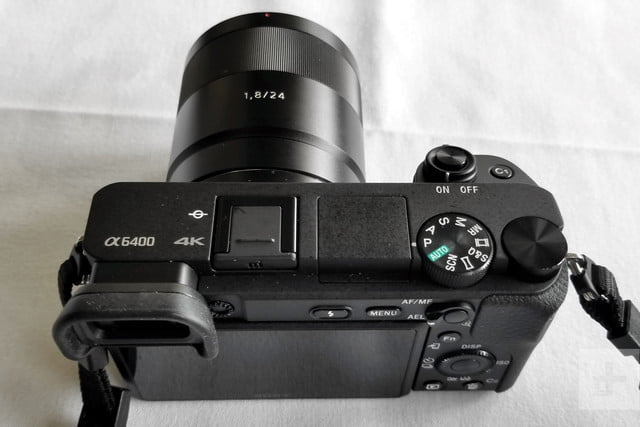 sony a6400 announced hands on 7