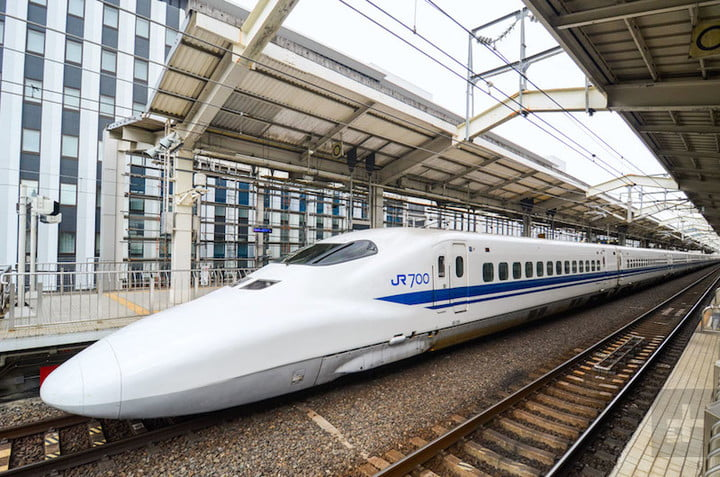 japan next generation shinkansen is its coolest bullet train yet dt trevor mogg
