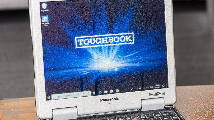 Meet the Panasonic Toughbook 31