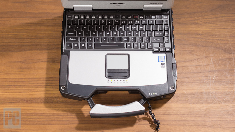 Panasonic Toughbook 31 (Handle)