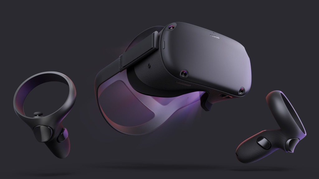 The Quest and the Touch controllers are $ 400. That's big prices, even for a transformational headset.