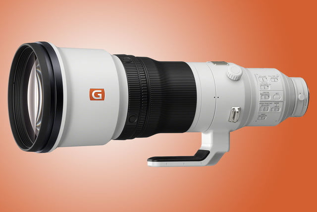 sony 600mm f4 monster telephoto lens for mirrorless fe news