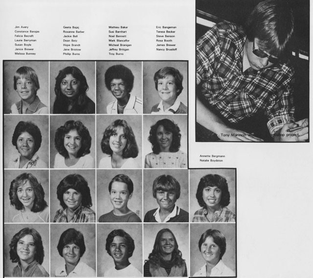 That's me: top row, far right.