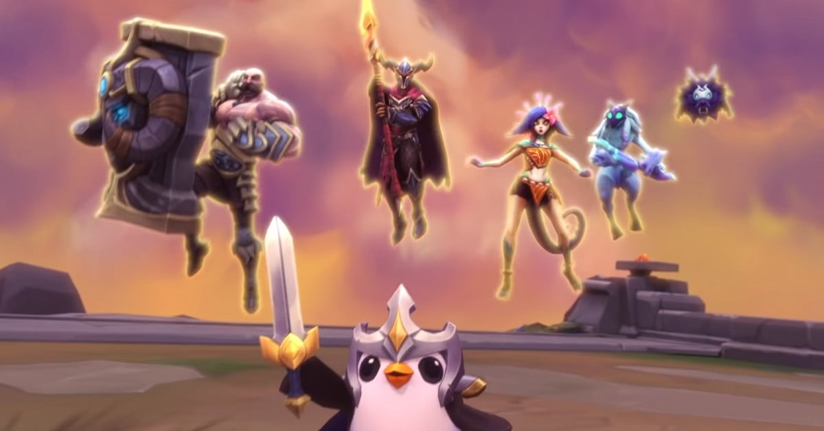 League Of Legends Auto Battler Teamfight Tactics Goes Mobile On Android Ios Technewsboss Com