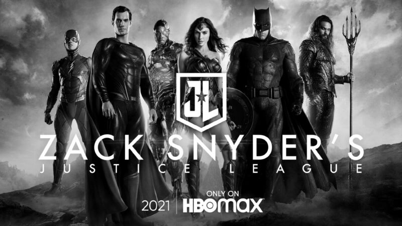 """From hashtag to reality: the """"Snyder cut"""" is coming."""