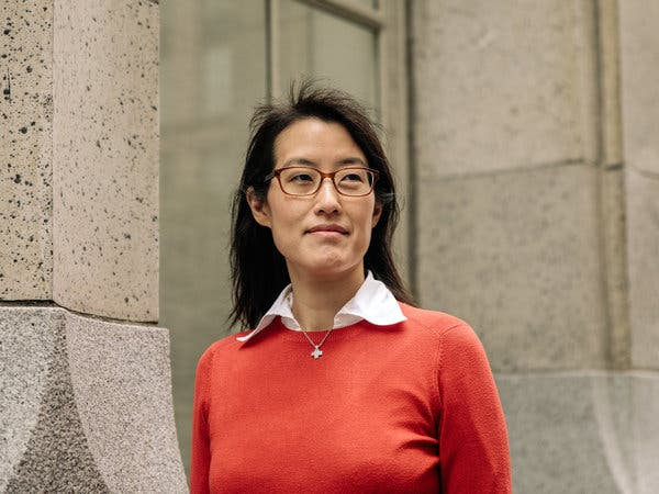 Ellen Pao, a former chief executive of Reddit, has criticized its hands-off approach to some content.